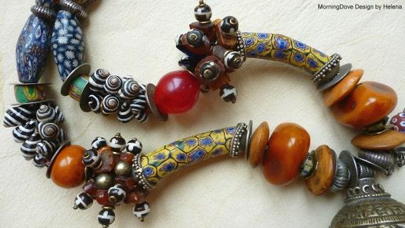 Bohemian Gypsy Queen Necklace