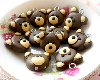 4 pcs Sweetest Animal Collection - Teddy Bear