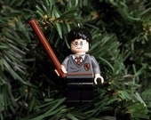 Harry Potter Necklace or Christmas Ornament