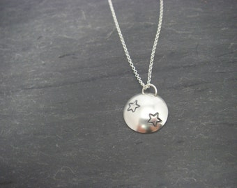 Roller Derby Jammer Necklace