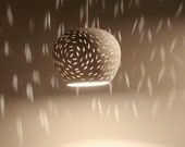 "5"" Claylight: Modern Ceramic Pendant Light"