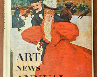 Vintage Art News Annual XXVIII 1959 Magazine Part II