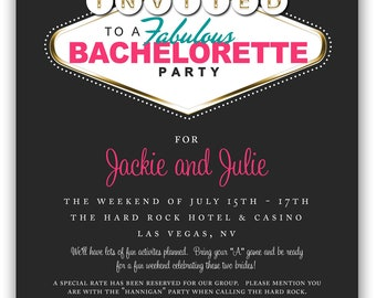 Bachelorette invitation casino gambling age for indian casinos