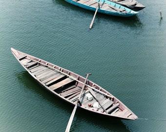 Hoi An Boats - A Fine Art Photograph