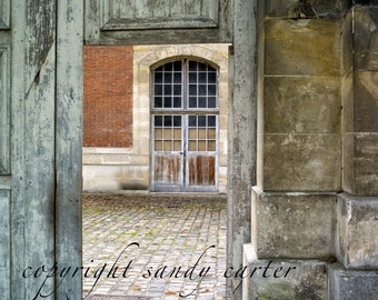 French Doorway Number 2 - A Fine Art Photograph