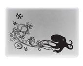Spritely Octopus - Laptop Vinyl Decal