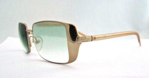 Gucci Eyeglass Frames Mens : Mens GUCCI Vintage Eyeglass Frames 90s by ifoundgallery