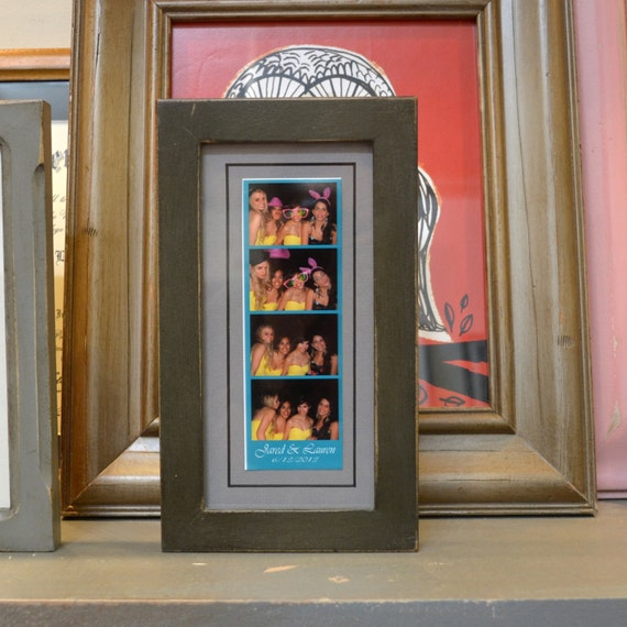 4x8 Picture Frame For 2x6 Photo Booth Strip By