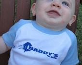 Daddy's Pit Crew Baby Bodysuit