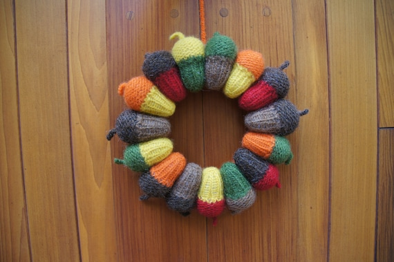 The Acorn Wreath