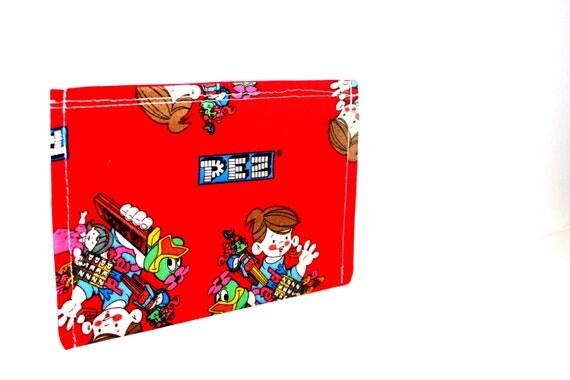 Reusable Snack Bag Eco Friendly PEZ Dispenser Candy