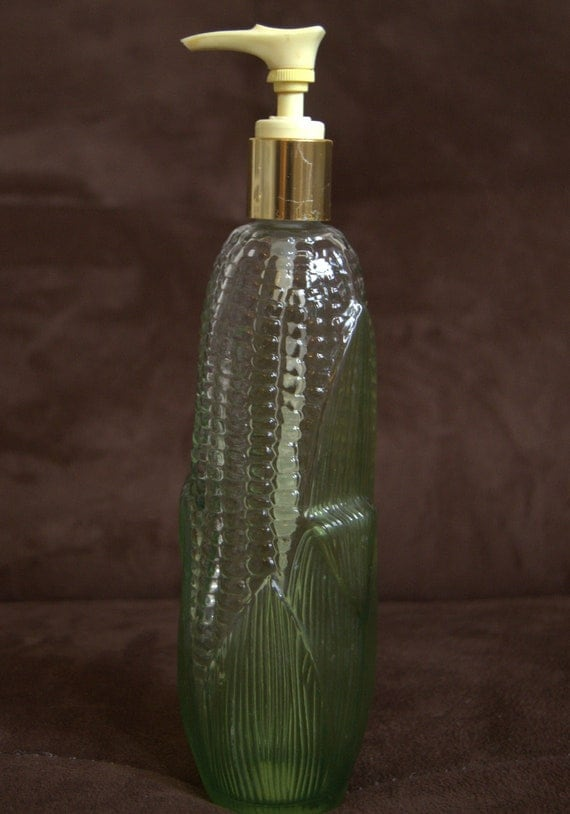 Vintage Avon Golden Harvest Hand Lotion Pump Bottle 1977 To