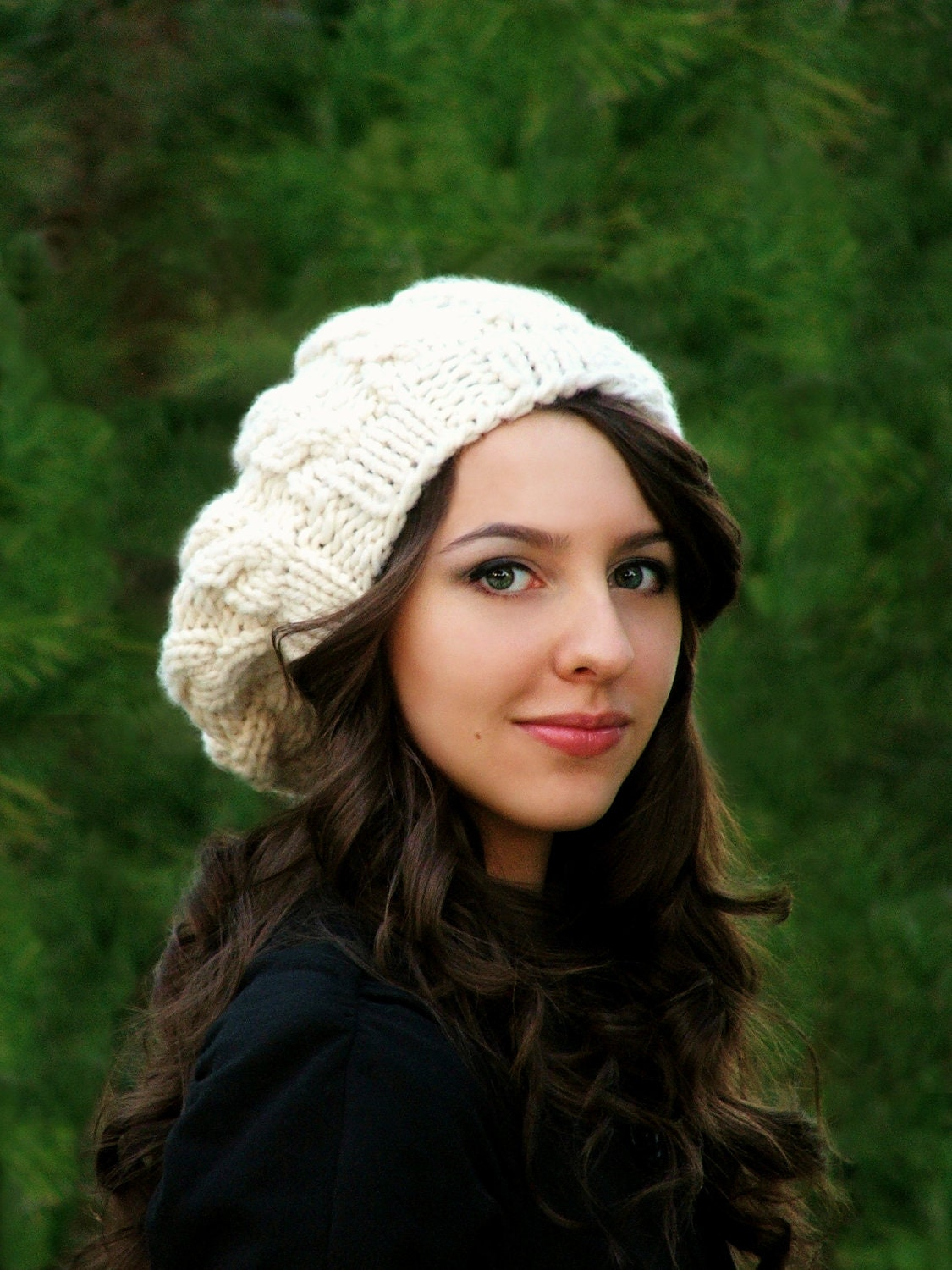 Knitting Patterns Ladies Winter Hats : Unavailable Listing on Etsy