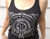 FTR Tri-Blend Tank - Black