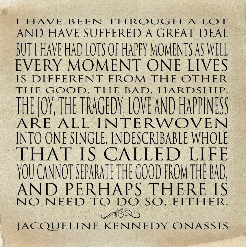 Strong Happy Woman Quotes: Strong Women Jacqueline Onassis Quote Series-12x12 By