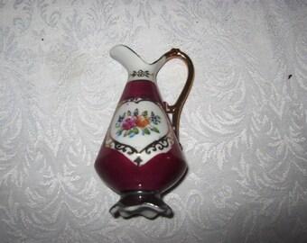 Vintage Miniature Vase