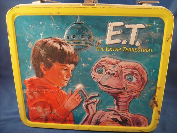 ET Lunchbox Aladdin Industries 1982