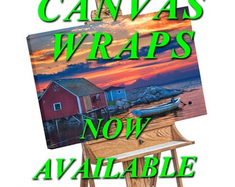 CANVAS WRAPS AVAILABLE from any photographs in any section in my shop with multiple sizes available - Special Print Options