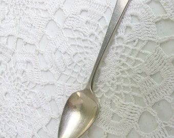 Silver Eastern Airlines Teaspoon Logo International USA //