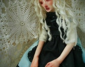 Original Art Doll Albino Luna