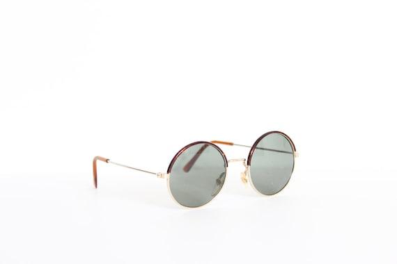 80s round sunglasses