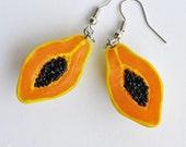 Papaya Earrings