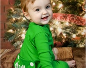 Lil' Long Johns Pajamas: Christmas Pajamas, Baby Pajamas PDF Pattern, Kids Pajamas PDF Pattern, Toddler Pajamas
