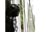 Cat Tie - Jolly Roger