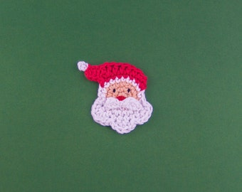 Instructions For Crochet Santa Face - Turtle Beach Santa