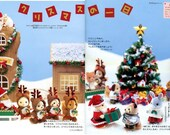 Sylvanian Families calico critters Christmas Costumes and accessories Sewing Pattern PDF