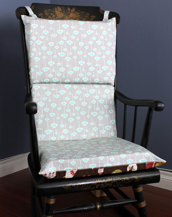 On Sale Rocking Chair Cushion Duck Duck Goose By