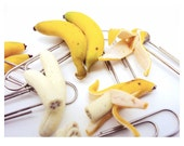 Miniature Banana Paper Clips