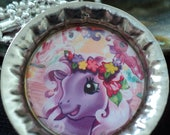 My Little Pony Party Time Bottlecap Pendant