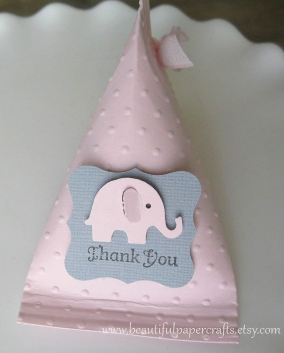 Gianna S Pink And Gray Elephant Nursery Reveal: Pink And Gray Elephant Baby Shower Favors Birthday Party