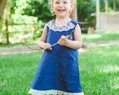 "Lacey ""A "" Line Dress"