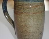 Handmade Stoneware Chocolate Mug