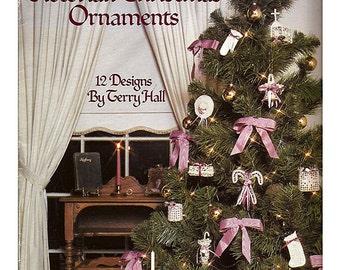 Victorian Christmas Ornaments Book 2 Crochet Pattern Book  Leisure Arts Leaflet 639