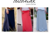 The Maxi Tutorial by Leanne Barlow