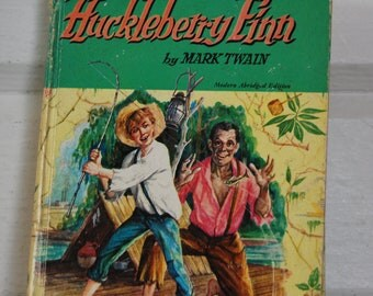 Vintage Classic Children's Edition, Huckleberry Finn