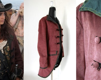 Angelica Teach's Jacket - Pirates of the Caribbean