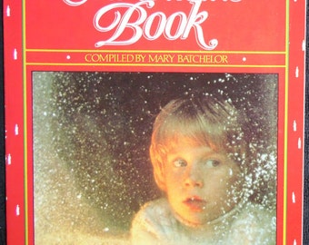 The Lion Christmas Book Compiled by Mary Batchelor - First Paperback Printing by Scholastic Books 1988