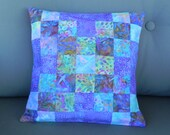 Purple Profusion Pillow Cover