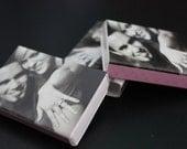 50 Photograph Matchbox Wedding Favors