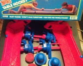Vintage Nerf Table Hockey Parker Brothers 1987