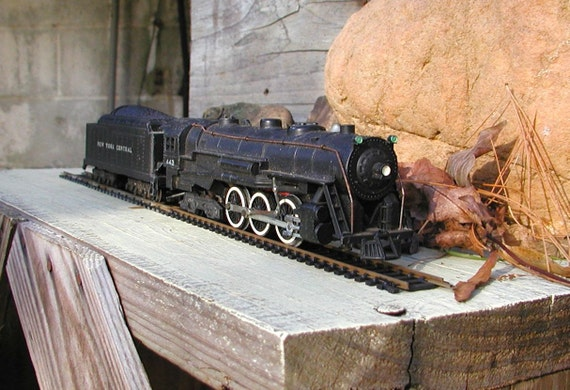 Vintage Model Train Engine Ho Scale Gilbert American By