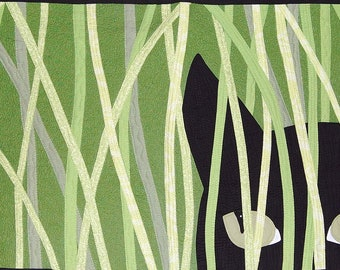 Black Cat Quilt Pattern King of the Jungle Kitty Kitties Exclusive Mary Downes Quilting