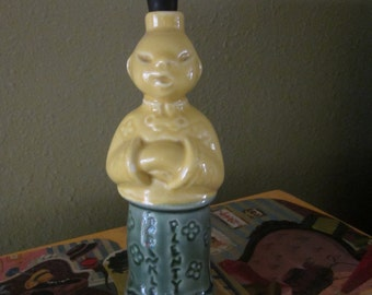 Cardinal China Vintage Chinese Laundry Sprinkler Figure