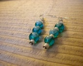 REDUCED - Delaney Earrings