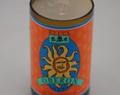 Oberon Beer Bottle Candle  Unscented