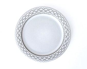 Vintage // Lunch plate // IHQ // Cordial // Jens Quistgaard // Richard Nissen // Bing & Grøndahl // Danish Design // Denmark